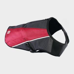 Ezy-Dog Element Dog Jacket (Xs) - Black/Red, Black/Red