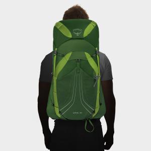 Osprey Men's Exos 38 Backpack (medium), Green