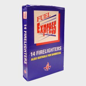 Quest Barbecue Fire Lighter Blocks, Multi Coloured