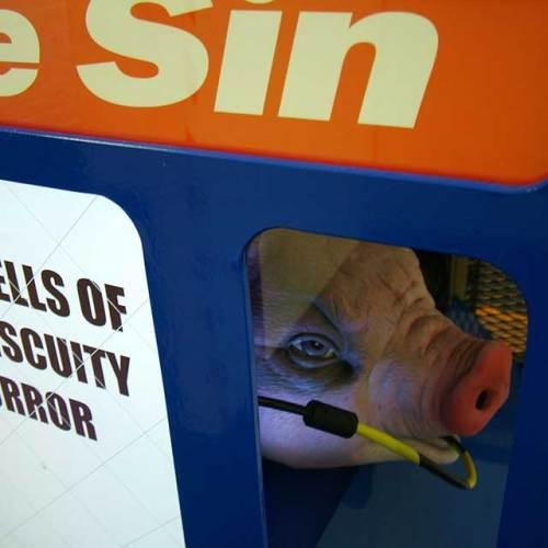 The Sin: Media Narratives of Urban Risk