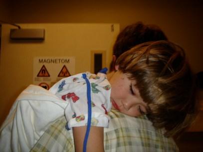 Sleepy Drugs for Brain MRI
