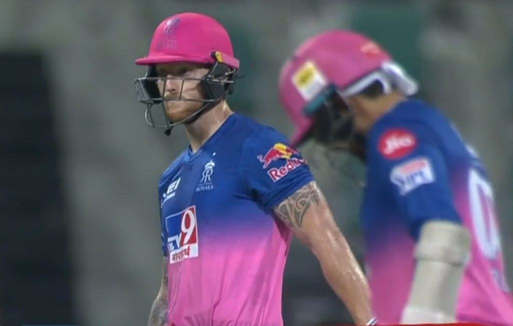 Ben Stokes ruled out of IPL due to broken finger (Credit : BCCI/IPL) (Not for sale)