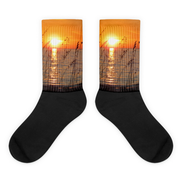 Mexico Beach Florida Cool Socks