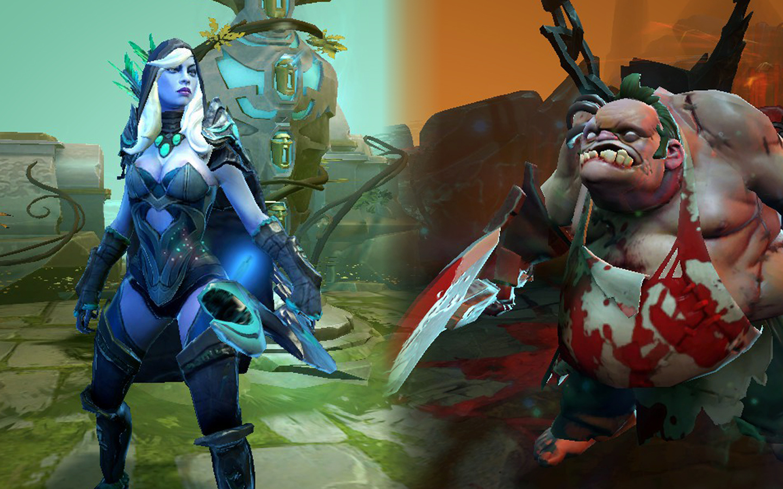 Gaming Spotlight Defence Of The Ancients 2 Aka DOTA 2