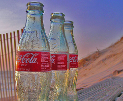 What's the big deal about Coke?