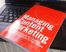 Book Review: Managing Content Marketing
