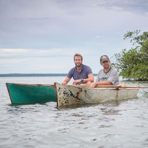 """Ben Fogle: New Lives in the Wild"""