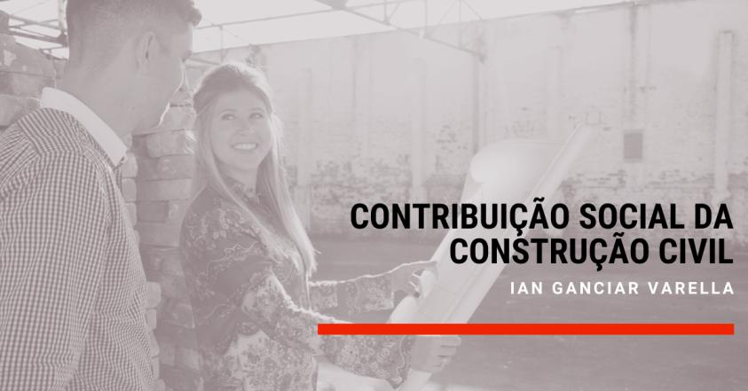 contribuição social da construção civil