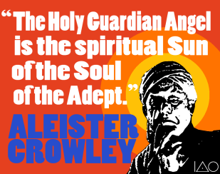 Crowley on the Holy Guardian Angel (2013)