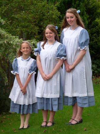 3 Alices lawn