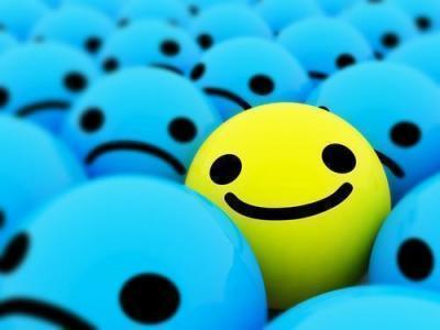 felicidad, carita feliz