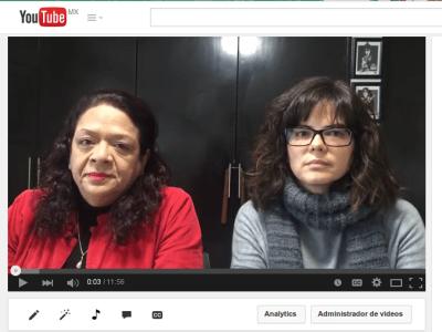 LNL Lupita Aragón y Psi Martha Lellenquien hablan sobre cómo son afectados los familiares y amigos de enfermos lisosomales