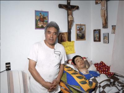 Roberto padece Niemann Pick C (NP-C), una devastadora enfermedad lisosomal
