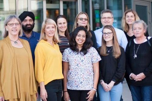 Miembros del nuevo consejo directivo de IGA, Alianza Internacional de Gaucher