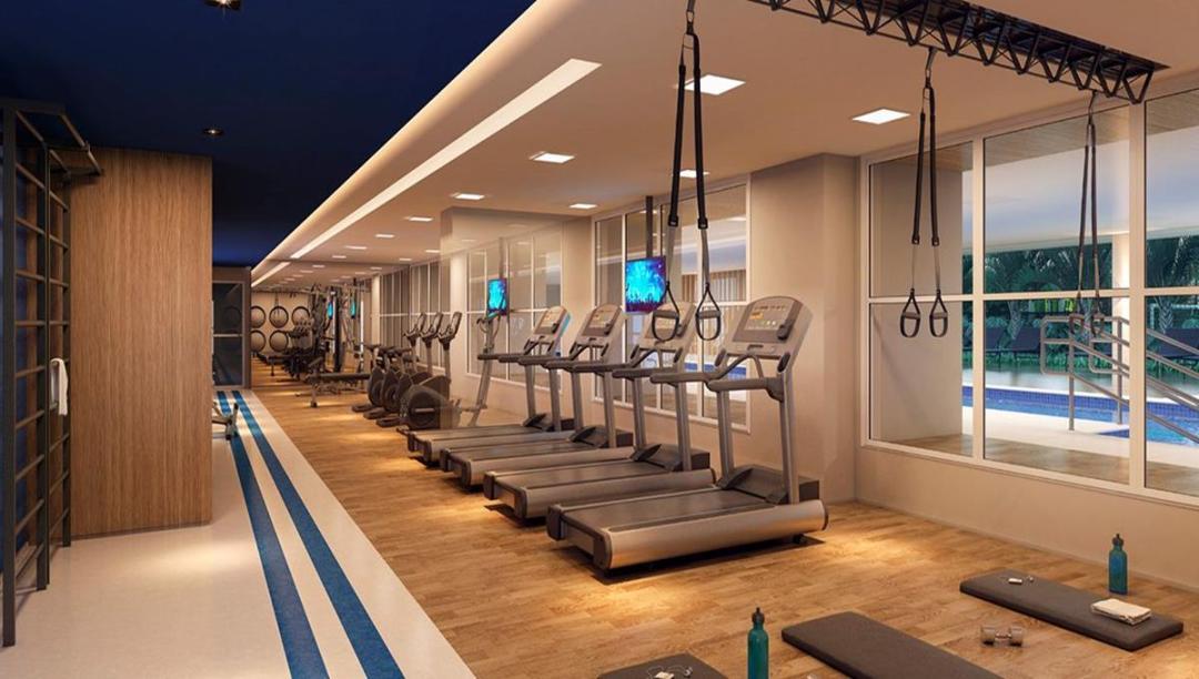 Olhar Augusta - Fitness