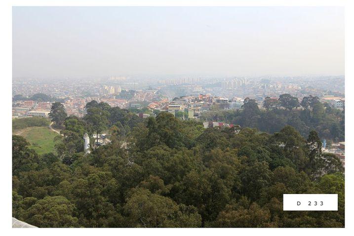 Vista do apartamento 233 - Torre Marrocos