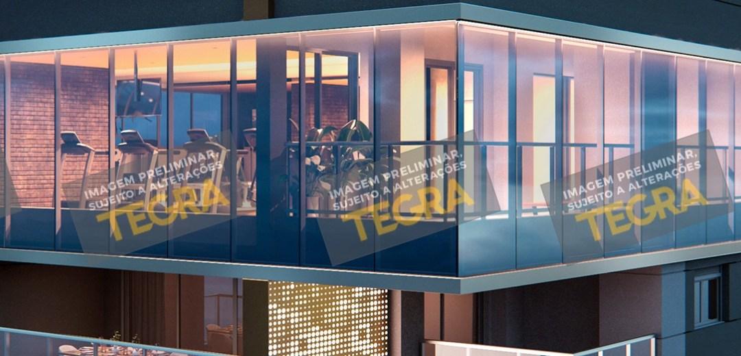 Lançamento da Tegra em Moema na Alameda Iraé 203