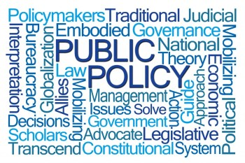 policy word cloud