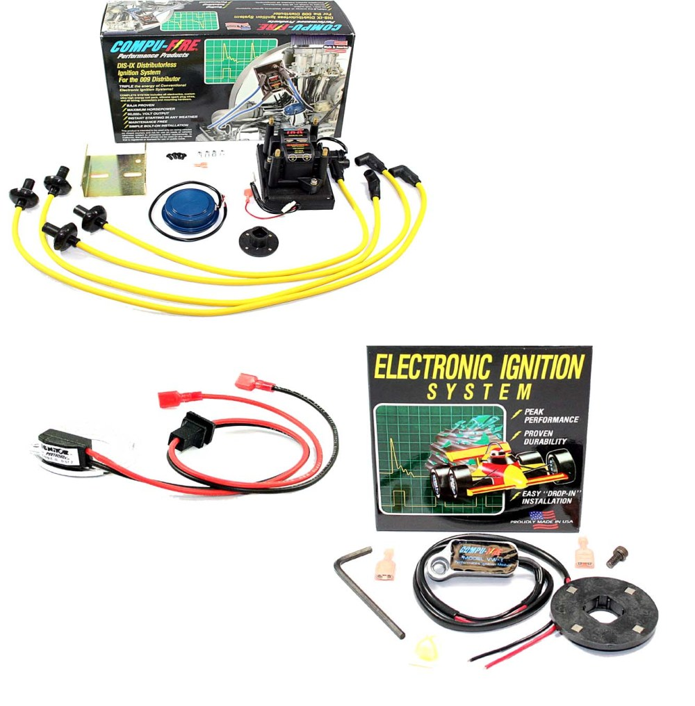 medium resolution of electronic ignition