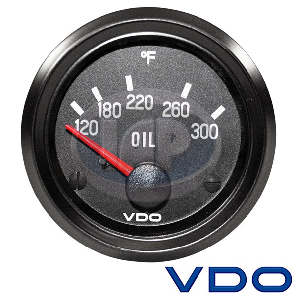 Vdo Oil Temperature Gauge Wiring Diagram