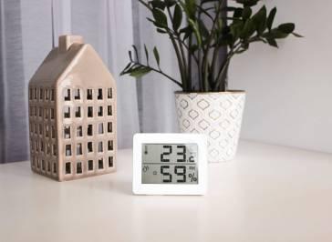 indoor humidity levels