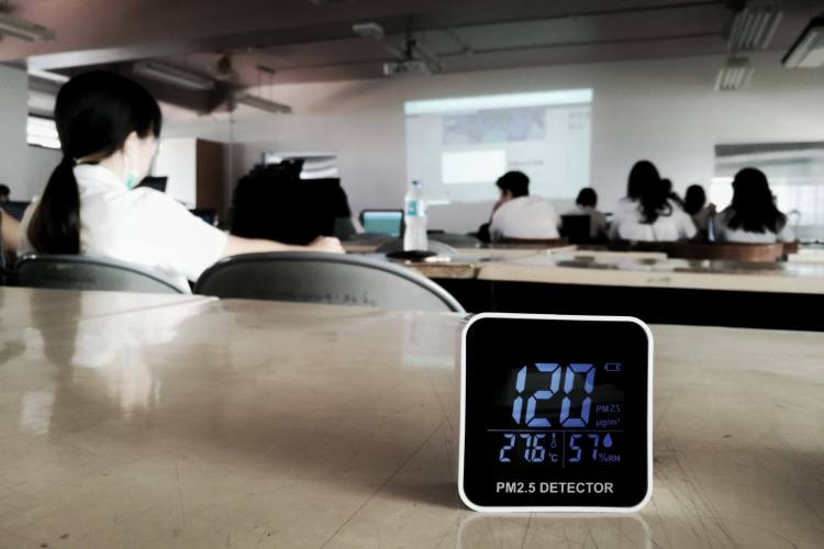 Improve Classroom Air Quality