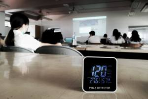 Improve Classroom Air Quality