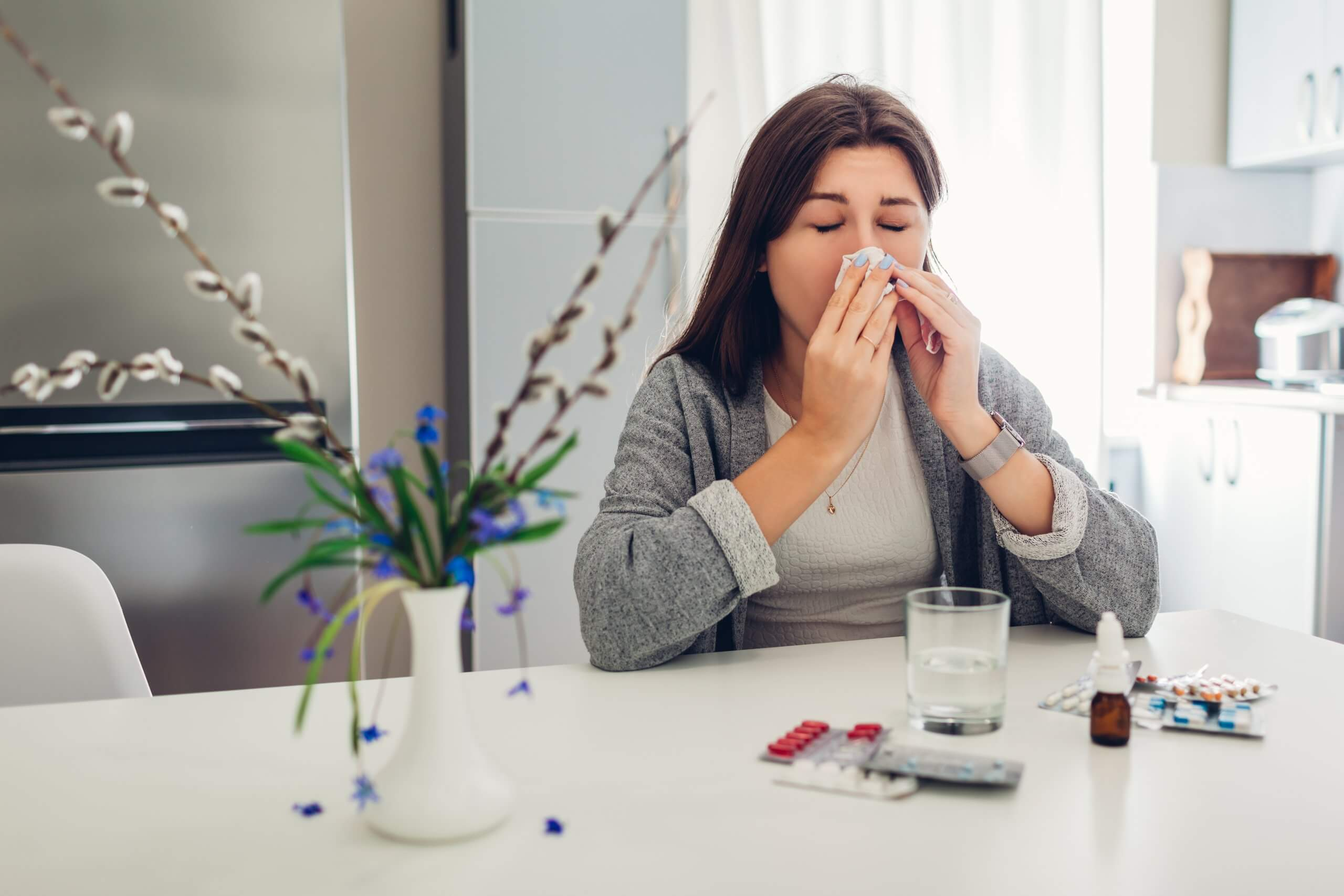 purifiers reduce spring allergies