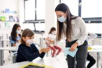 Mechanical Ventilation or Open Windows for Classrooms