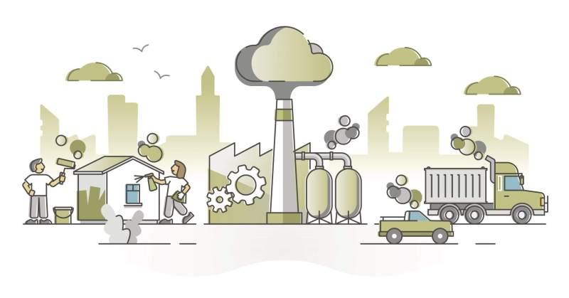 criteria pollutants IAQ