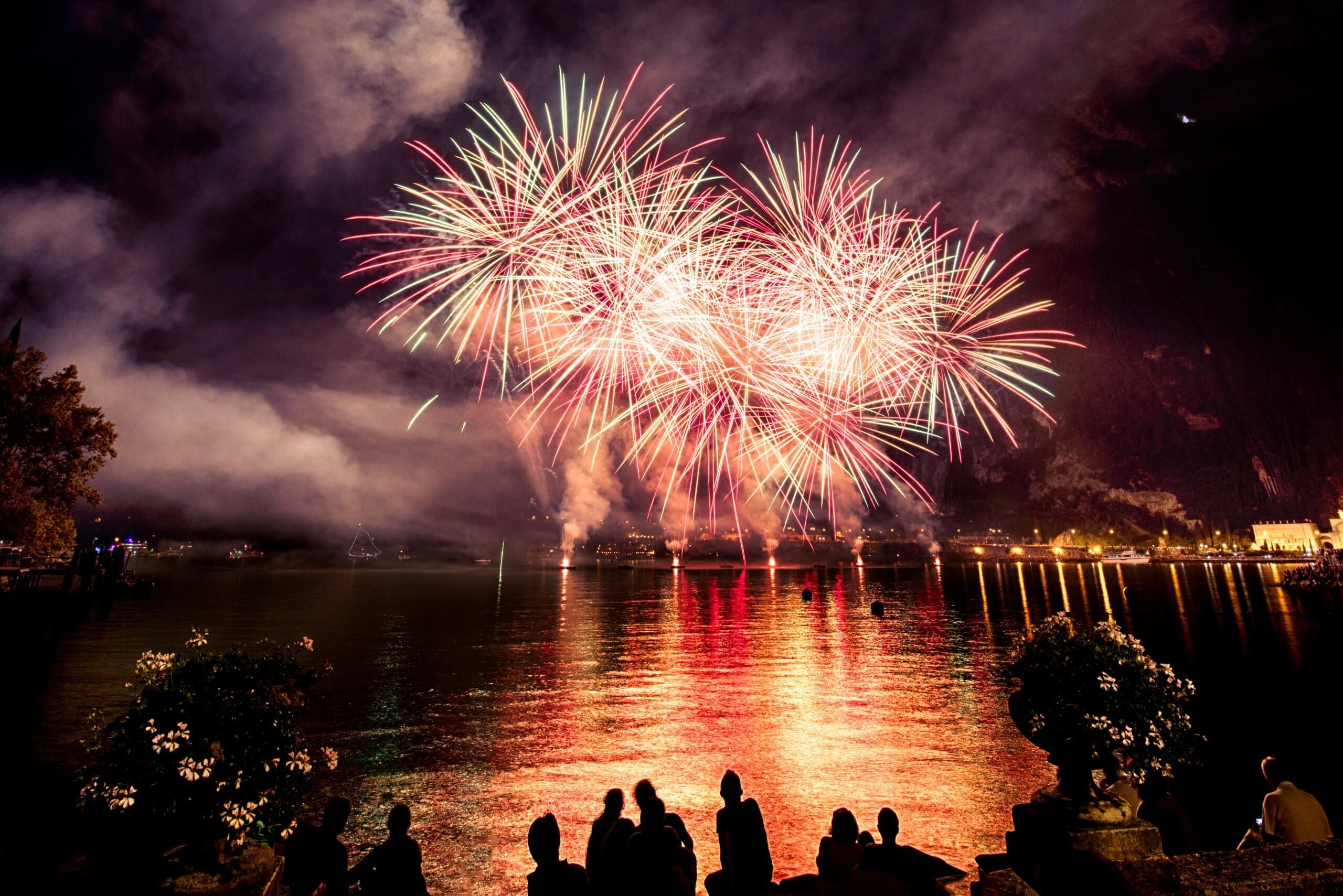 fireworks affect indoor air