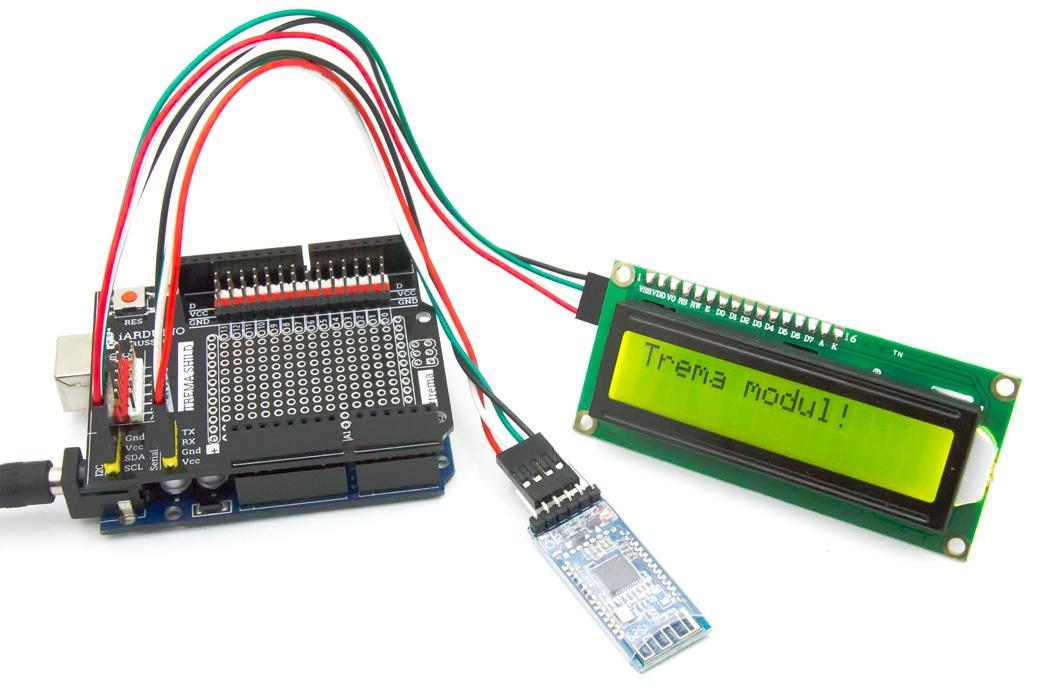 Купить HC-06 Bluetooth Arduino/ESP/Raspberry Pi (Доставка РФ.СНГ)