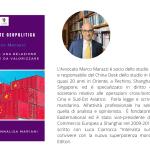 LA ROULETTE GEOPOLITICA: ITALIA-CINA: UNA RELAZIONE COMMERCIALE DA VALORIZZARE
