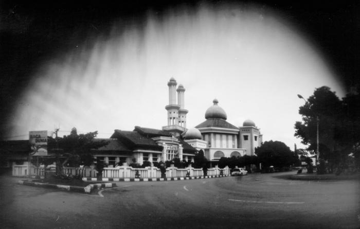 "Sarbu Riyono, ""Museum batk dan Masjid Al Ikhlas"""