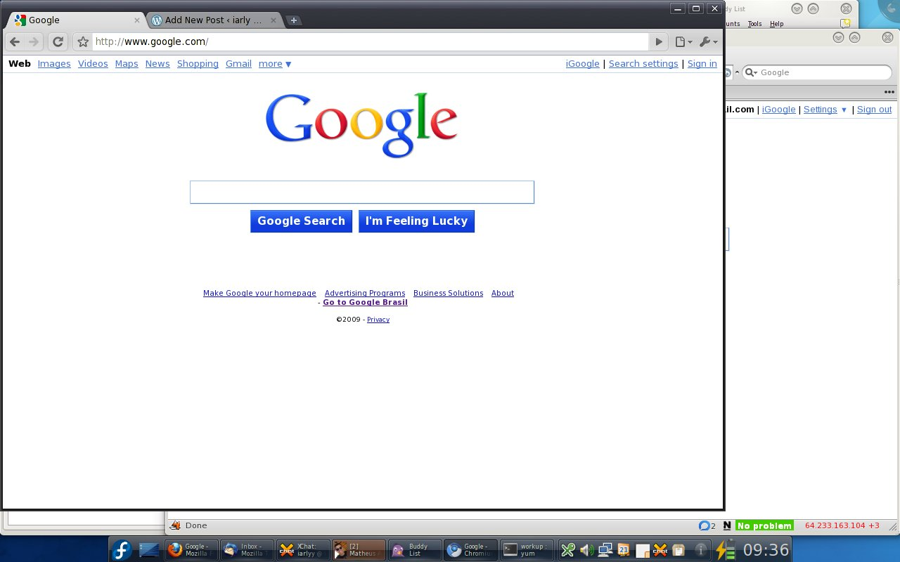 Take A Look On New Google Search Page