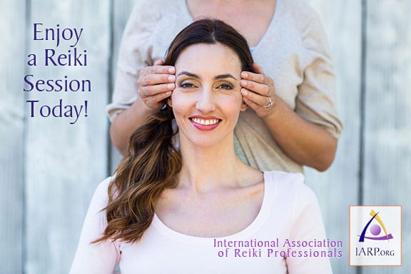 What is Reiki? Enjoy a Reiki Session Today ! IARP