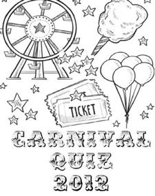 Carnival Quiz 2012