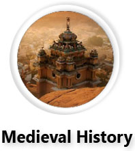 UPSC previous year GS prelims paper from medieval history compilation