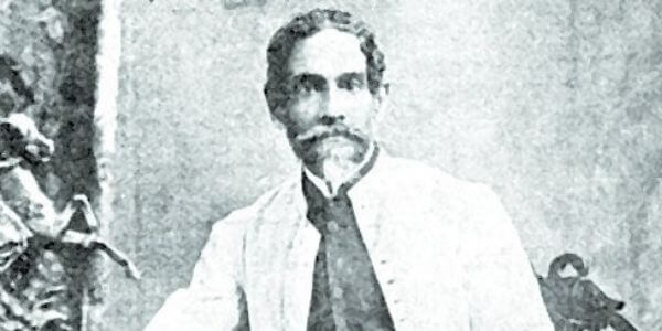 Satyendranath Tagore was the first person to become an IAS officer of India.