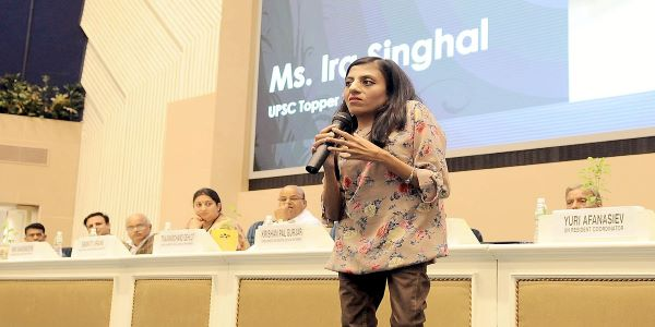 Ira Singhal IAS officer has given more than 100 speeches in colleges and universities. Ira Singhal Blog offers many tips to new aspirants.