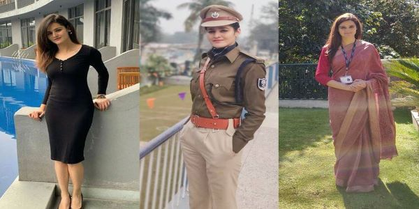 Navjot Simi IPS officer is a batch 2017 IPS officer. She wrote the UPSC exams twice.
