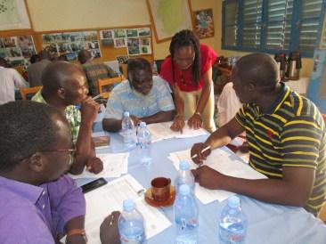 GAM orientation Abeche 2