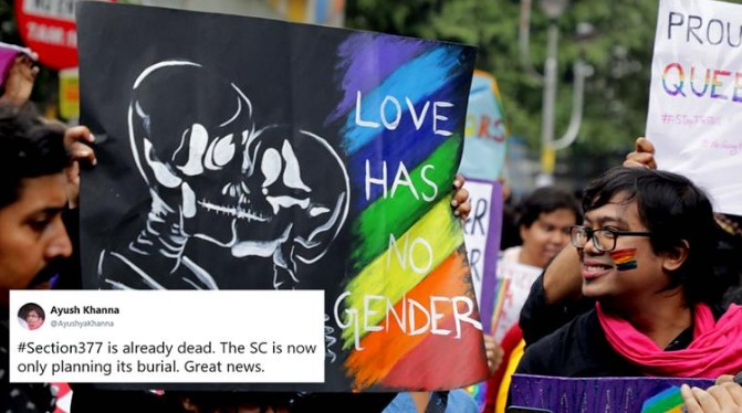 [Premium] SC Verdict on Section 377 – The restoration of right to free expression and dignity