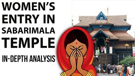 Sabarimala Temple Issue - Customs Vs Constitution