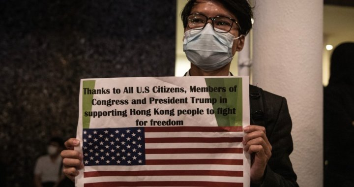 Trump signs Hong Kong Bill into law, Rights Groups aim to unseat Bolsonaro, Tensions rise over Kashmir