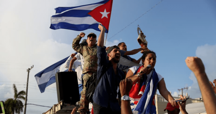 July 19: Protests erupt in Communist Cuba, Indonesia becomes new  COVID-19 epicentre, New Zealand's PM Ardern holds APEC meeting with world leaders