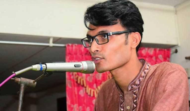 Ashiquer Rahaman - Engaged in social activities