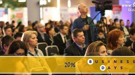 Business Days Iași 2016: un festival de manifestări dedicate dezvoltării mediului de afaceri din Moldova