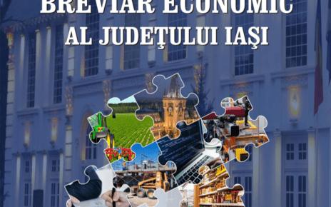 """""""Breviarul Economic al Județului Iași"""", o analiză realizată de CCI"""
