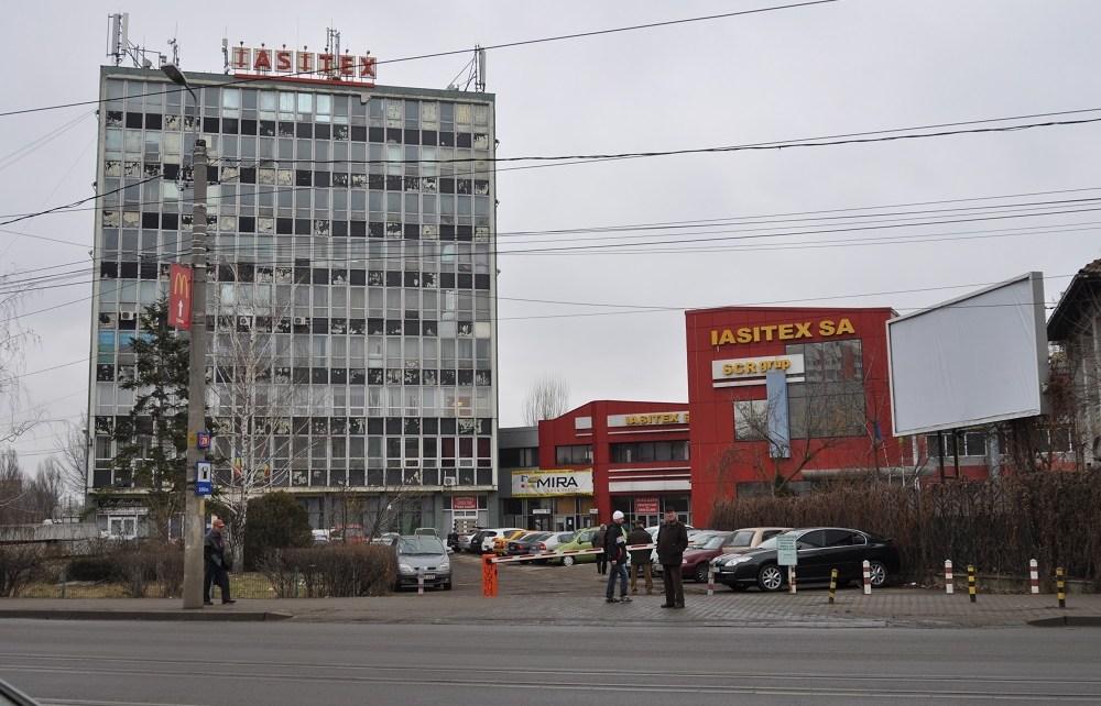 Iașitex, o fabrică ieșeană cu istorie, s-ar putea muta la Vaslui